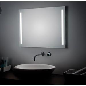 Specchiera bagno 2 luci laterali t5 h2o store italia - Specchio con luci ...
