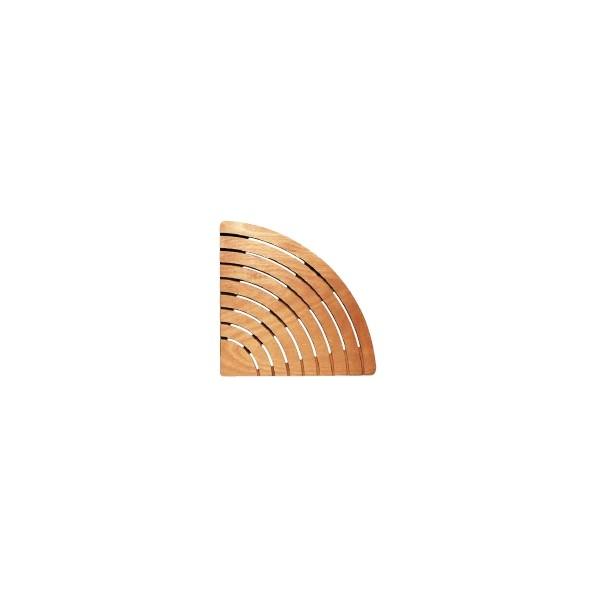 Pedana doccia legno marino ispirazione design casa for Leroy merlin piatto doccia