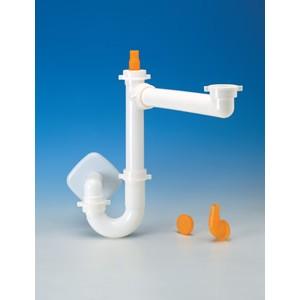 Sifone lira spazio 1 per lavelli ad una vasca h2o store - Sifone lavello cucina ...