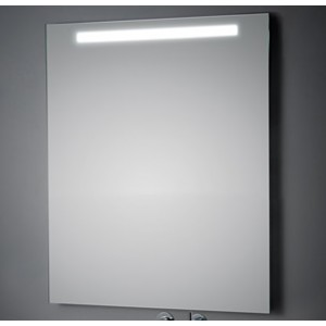 SPECCHIERA BAGNO LUCE SUPERIORE LED